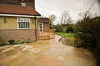 deck and patio project se12