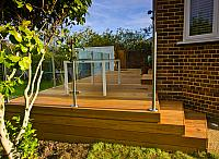 decking project se12